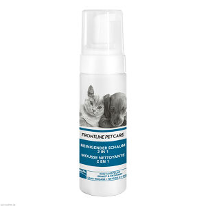 FRONTLINE PET CARE Reinigender Schaum 2 in 1